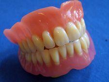 Dentalprodukte Vollprothese